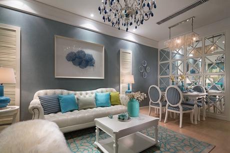 浦东金融家125㎡新古典2室2厅2卫