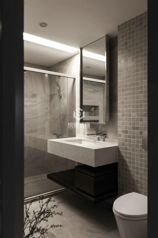 嘉定中远两湾城125㎡现代简约3室2厅2卫