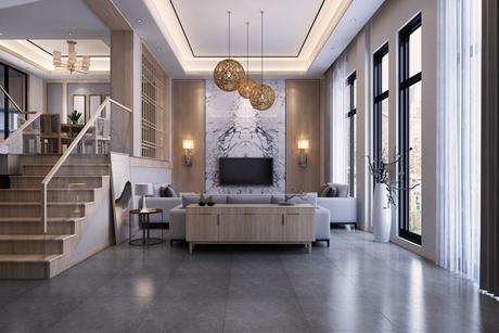 御龙名邸230㎡新中式别墅