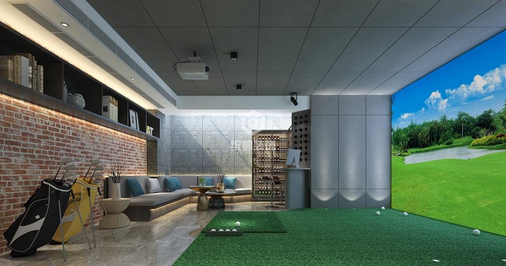 嘉定海域觀園380㎡新中式聯排別墅
