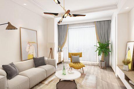 闵行区汇宝公寓100㎡北欧三室一厅