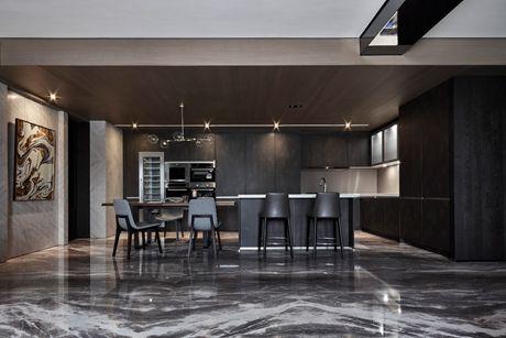 朱宅宁静与凝境172㎡现代简约3室2厅