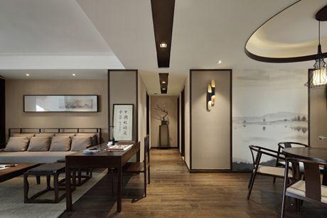 竹韵,气节170㎡现代简约3室2厅