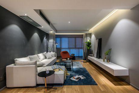 静安花园93㎡㎡现代简约两厅两室