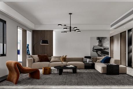 共康公寓140㎡现代简约3室2厅