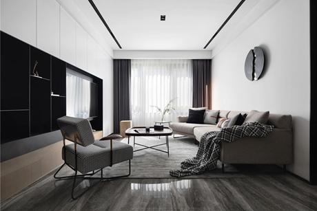 春城140㎡现代简约公寓