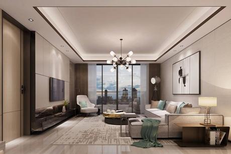 香榭国际200㎡新中式别墅