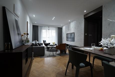 普陀祥和名邸90㎡现代简约2室2厅