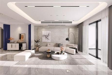 寶山明天華城130㎡現代簡約3室2廳
