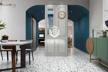 双阳公寓99.5㎡北欧风格