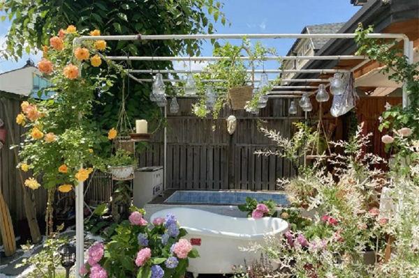 120平米联排别墅装修图---诗和远方纳入屋