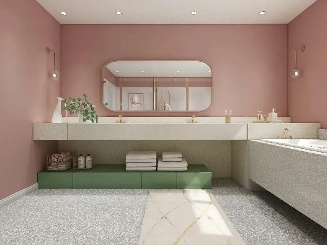 浴室如何装修防滑