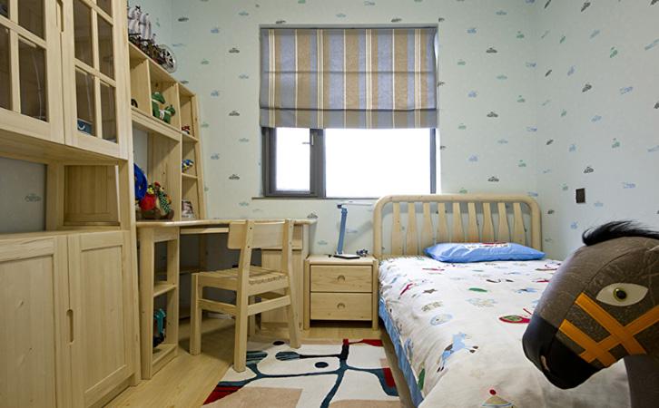 儿童房创意设计,大人看了都心动