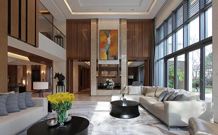 上海350平米别墅大概报价要多少