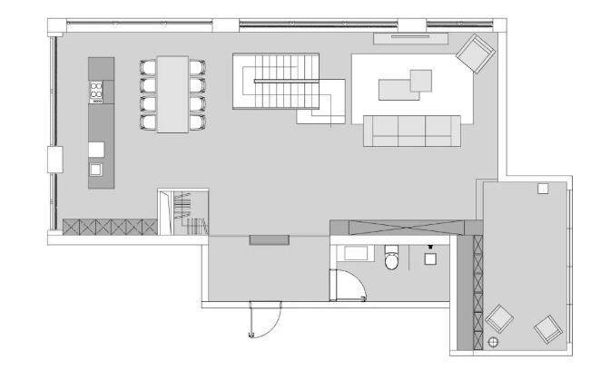 别墅怎么设计才有高级感,空间布局很重要