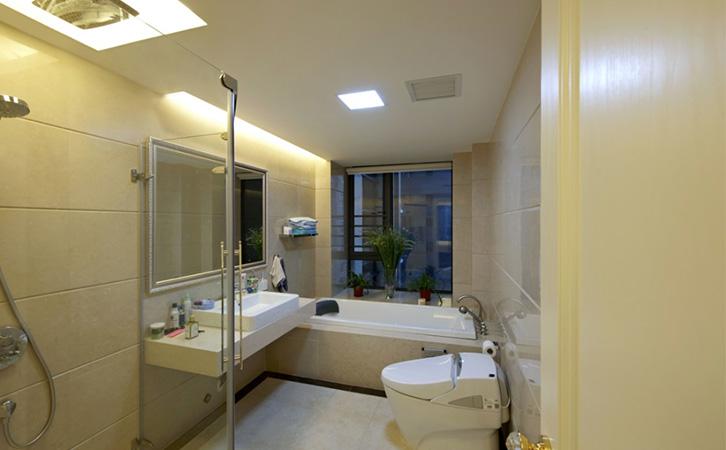 卫生间装修这么装修才能令自己满意