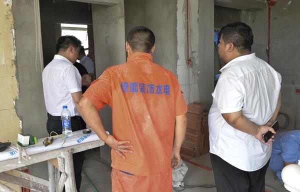 上海统帅装饰水电怎么样?看看业主的装修日记就知道了