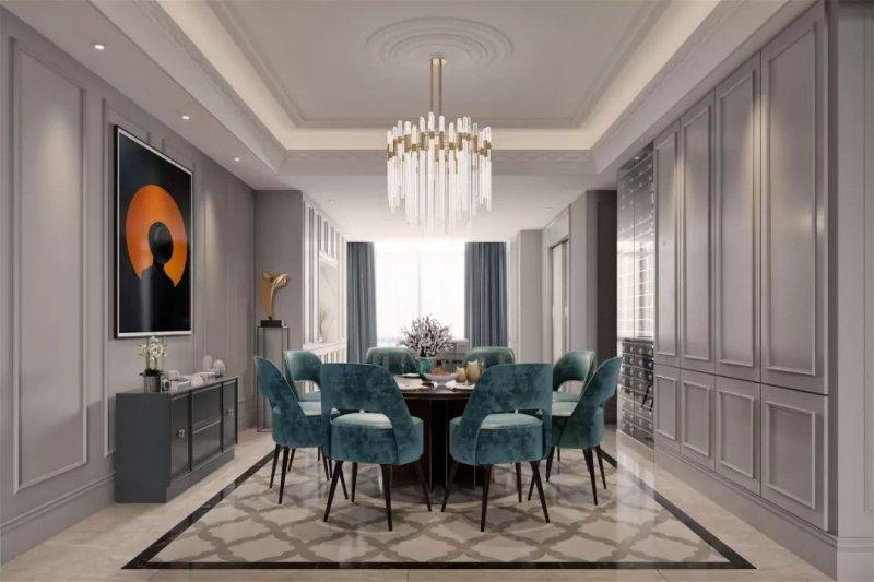 高档住宅都爱装的护墙板,颜值高还实用