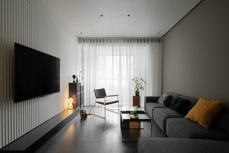 闵行古北新城146㎡现代简约4室2厅