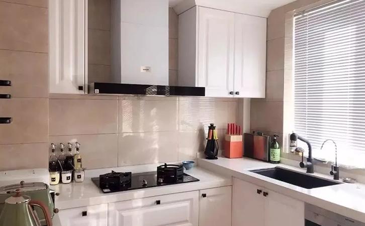 厨房装修设计高低台的好处,用了都说好
