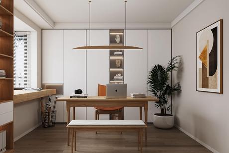 长信公寓92㎡北欧两室一厅