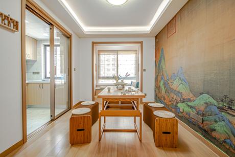 浦江瑞和城85㎡日式2室1厅