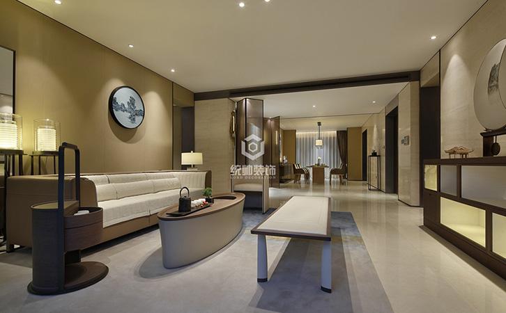 美式风格的客厅装修有哪些特点