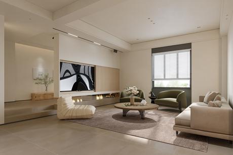 花溪公馆500㎡现代简约五室两厅三卫