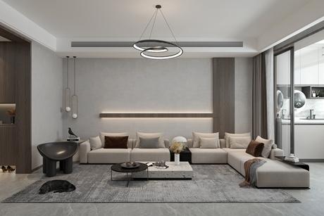 勇胜公寓114㎡轻奢三室三厅两卫