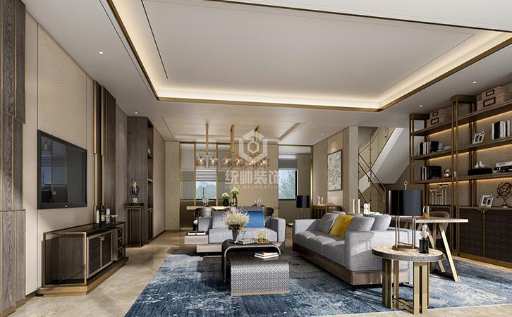 上海89平方房子装修全包多少钱