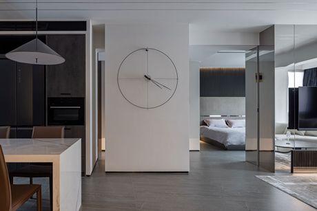 颐和园80㎡现代简约2室2厅1厨1卫1阳台