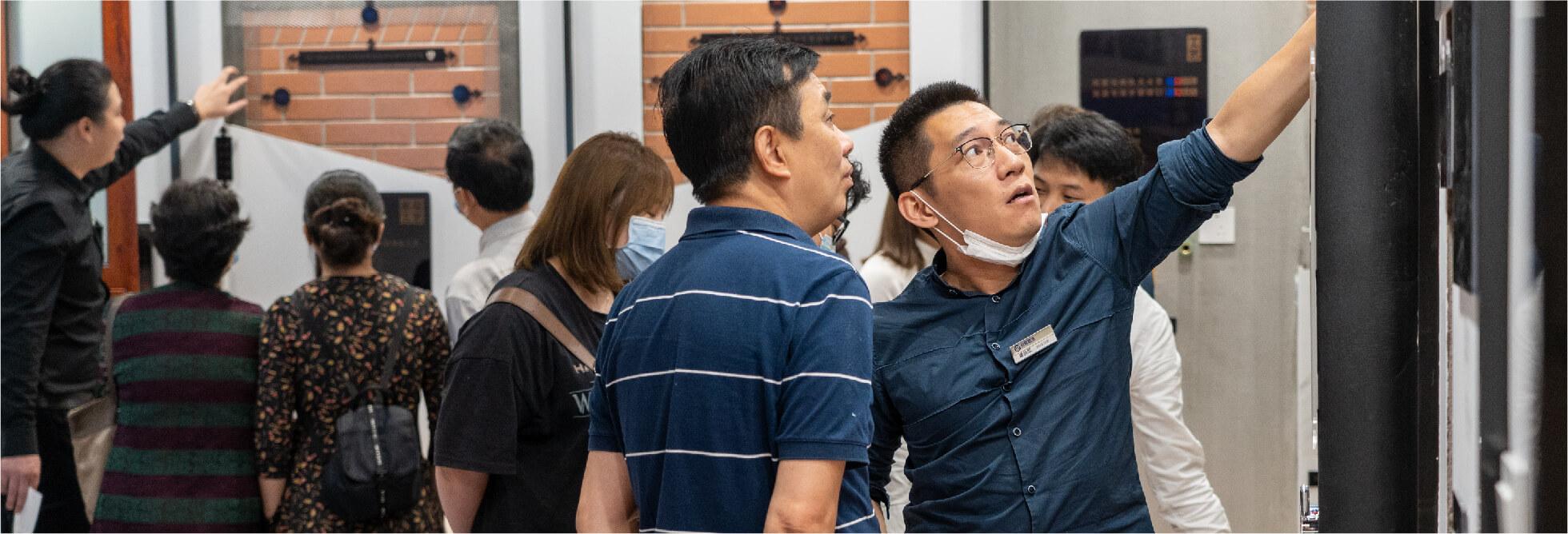 上海家博会现场示图3