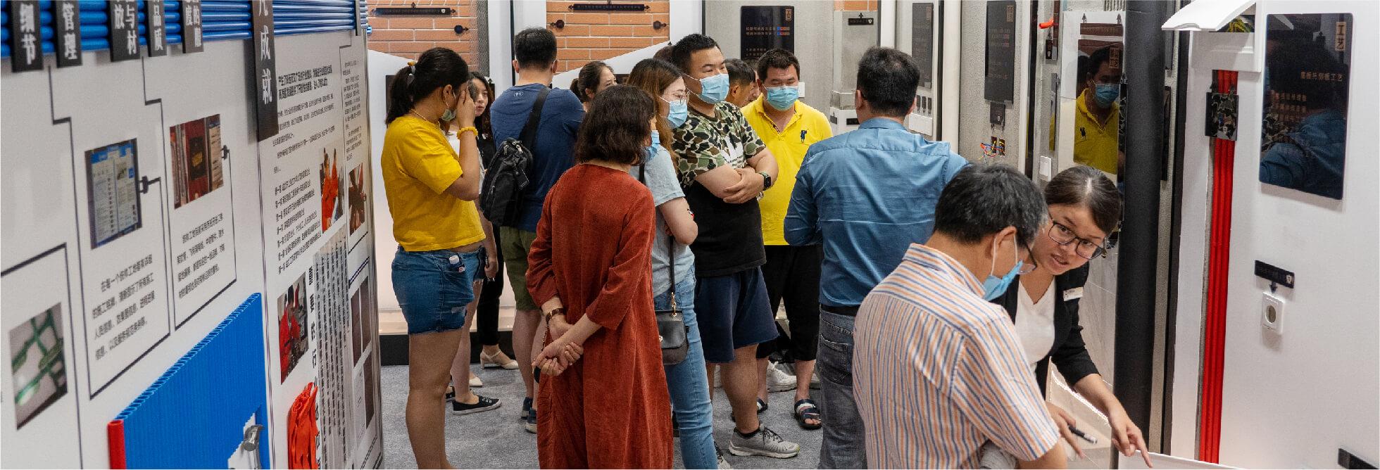 上海家博会现场示图5